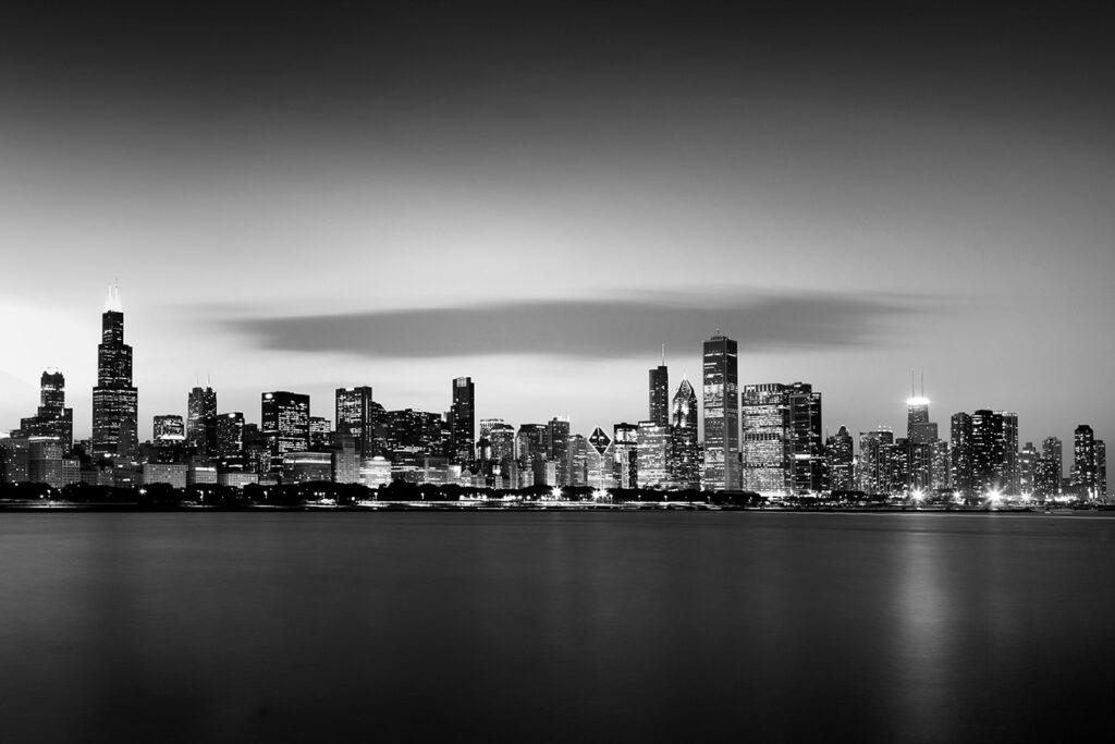 Chicago. Landscape.